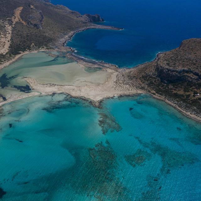 """Balos Beach - Crete"" stock image"
