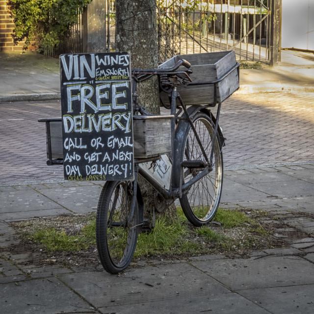 """Trade Bike"" stock image"
