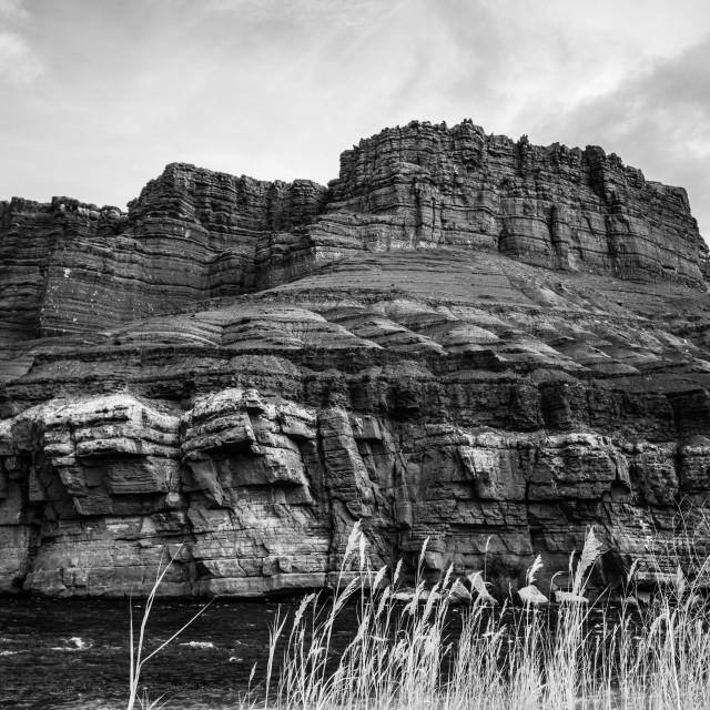 """Glen Canyon"" stock image"
