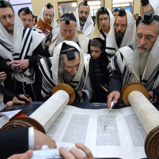 """""""Rav Steinman Aliyah 1"""" stock image"""