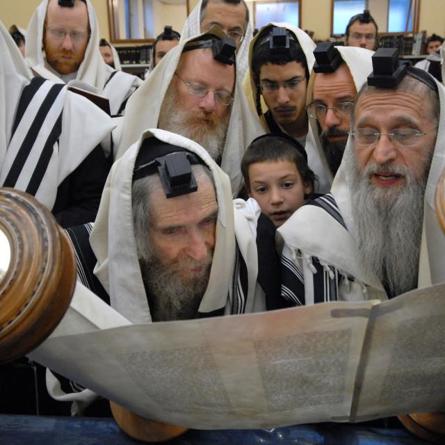 """""""Rav Steinman Aliyah 7"""" stock image"""