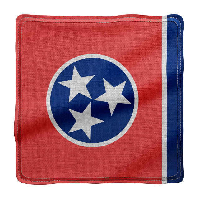 """""""Tennessee State flag"""" stock image"""