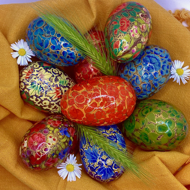 """""""Easter time"""" stock image"""