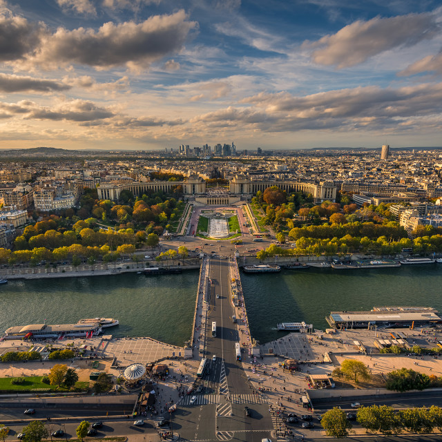 """City of Paris"" stock image"