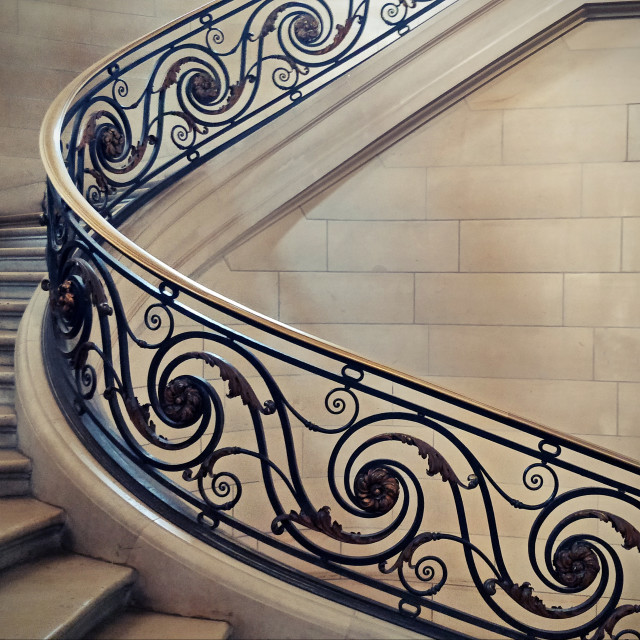 """""""stairway to..."""" stock image"""