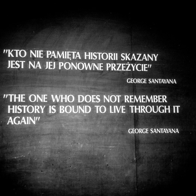 """Auschwitz 1 Santana Motto"" stock image"