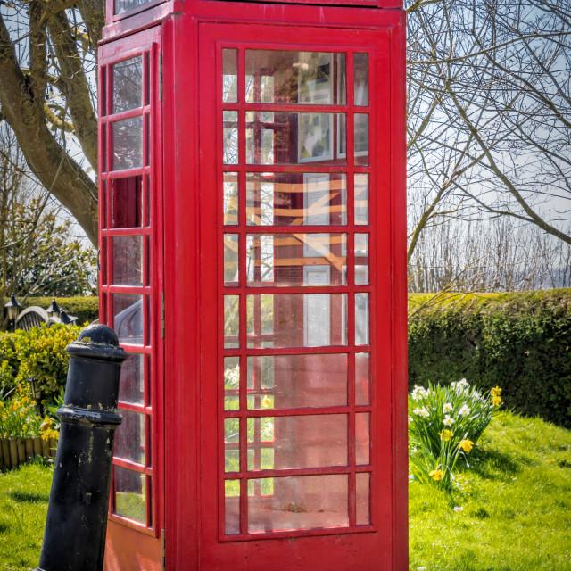 """Telephone"" stock image"