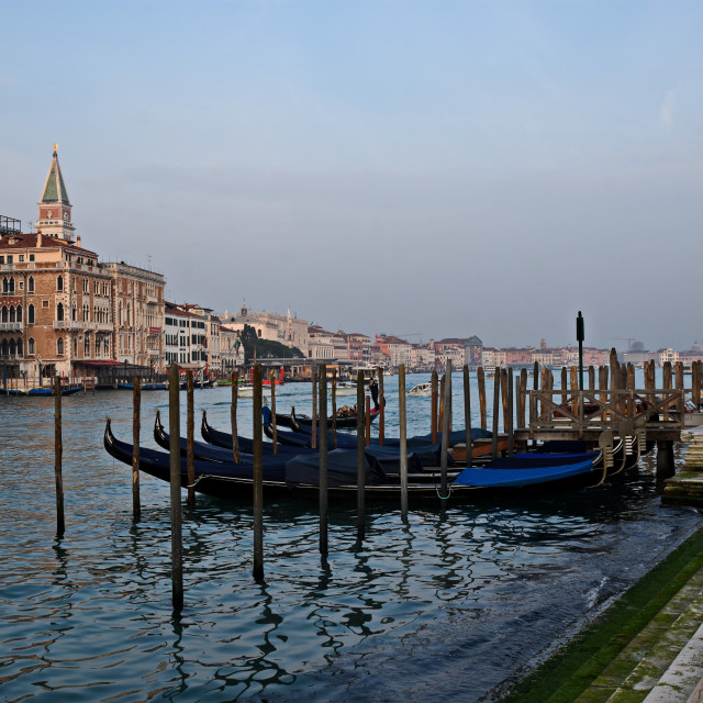 """""""Grand canal, venice, Italy"""" stock image"""
