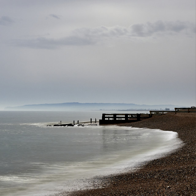 """""""UK - Sussex - Rye Harbour"""" stock image"""