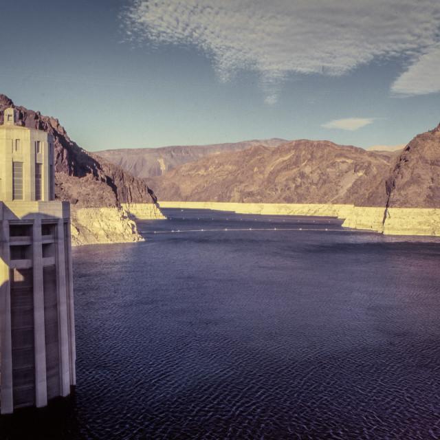 """Lake Mead"" stock image"