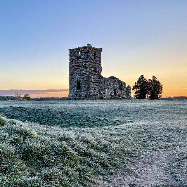 """""""Knowlton Frost"""" stock image"""