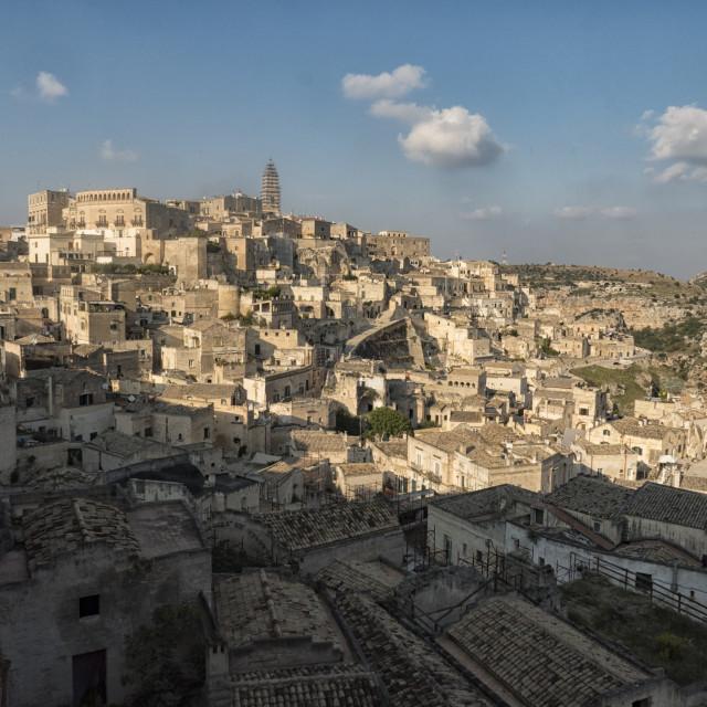 """""""Matera, Italy"""" stock image"""