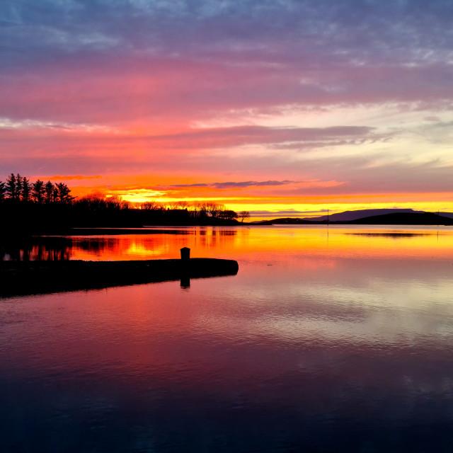 """Sunset vibes"" stock image"