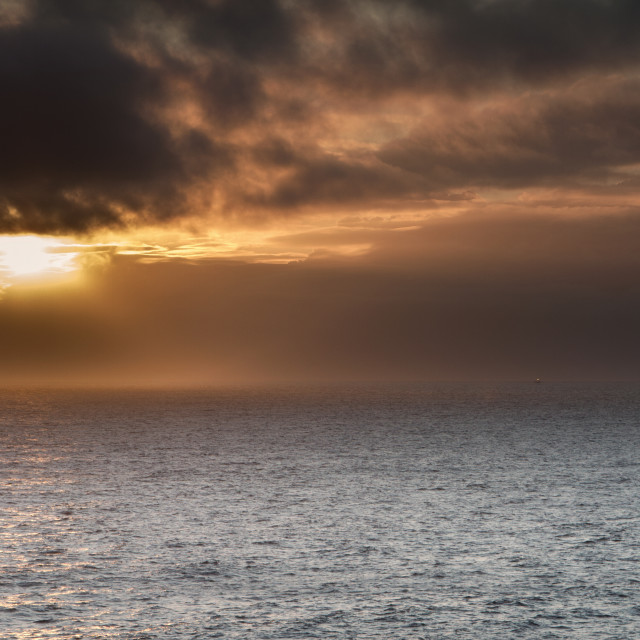 """Inside Passage - Alaska"" stock image"