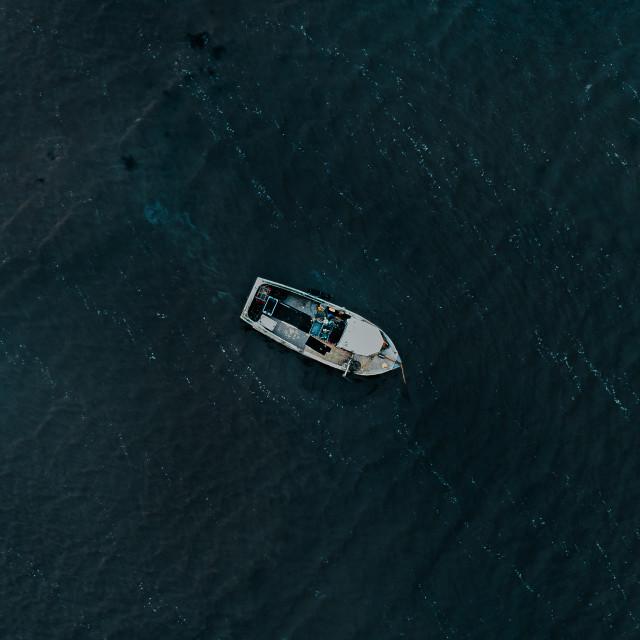 """""""Boating"""" stock image"""