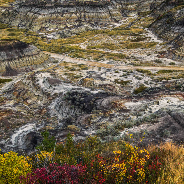 """""""Badland National Park"""" stock image"""