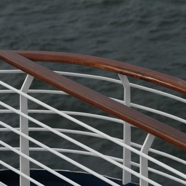 """Cruising Life"" stock image"