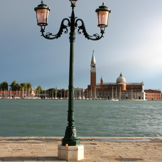 """""""Venice, Kodak Film Box, Colour"""" stock image"""