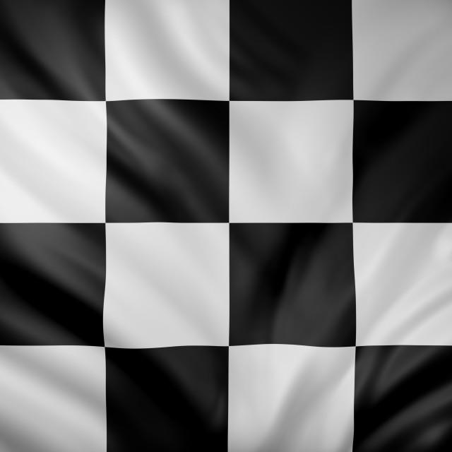 """checkered flag"" stock image"