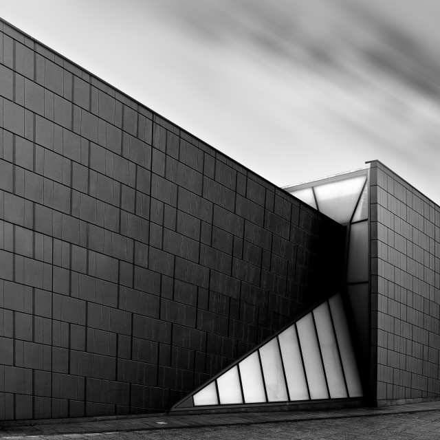 """""""Southampton SeaCity museum"""" stock image"""