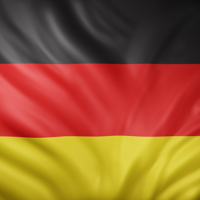 """""""Germany 3d flag"""" stock image"""