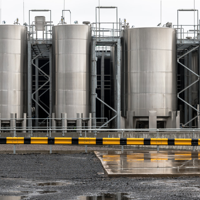 """""""Industrial Plant"""" stock image"""