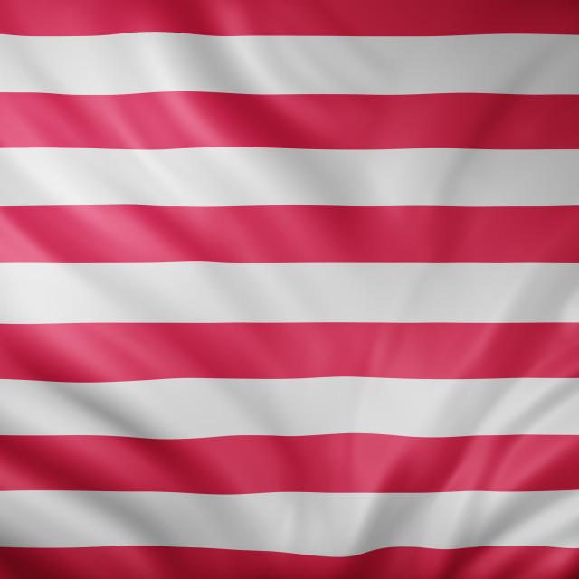 """Liberia 3d flag"" stock image"