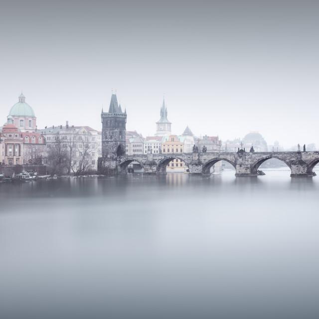 """Charlesbridge in Prague III"" stock image"