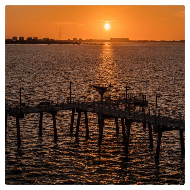 """""""Florida Sun"""" stock image"""
