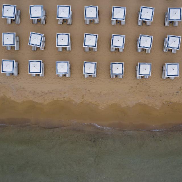 """Greek Beach"" stock image"