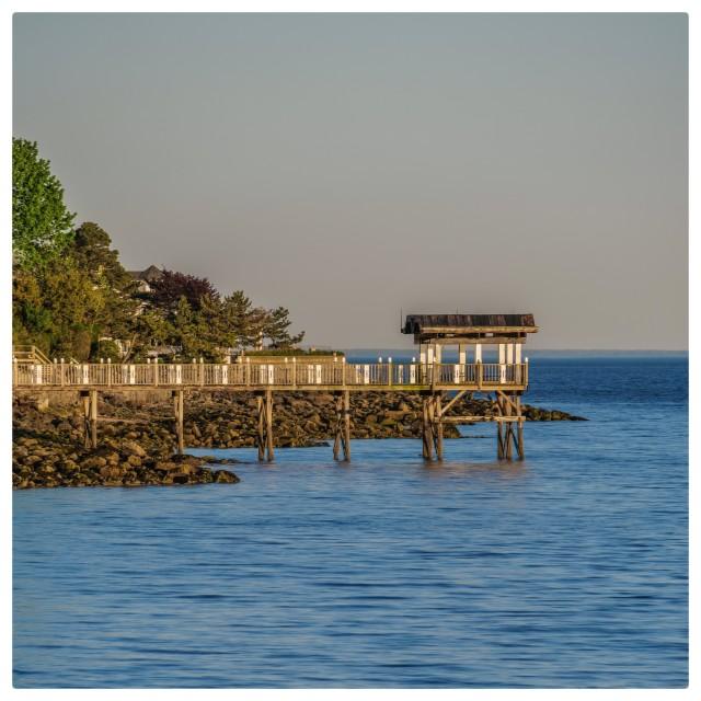 """Gulf Beach"" stock image"