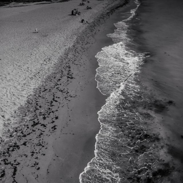 """Venice Beach"" stock image"