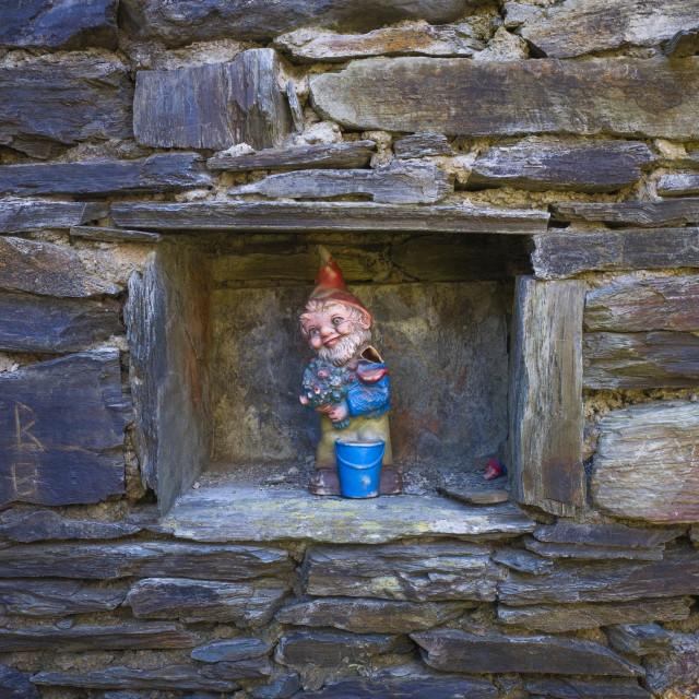 """Gnome home"" stock image"