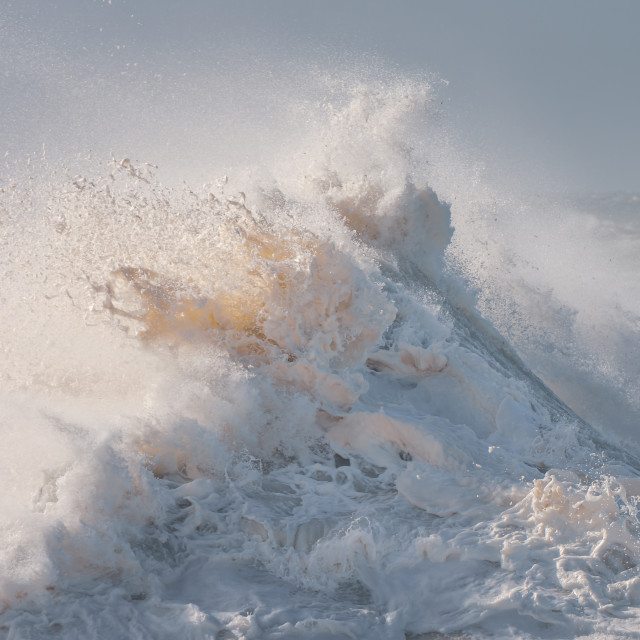 """""""Eruption"""" stock image"""