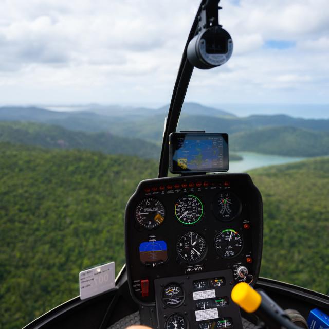 """Cockpit"" stock image"