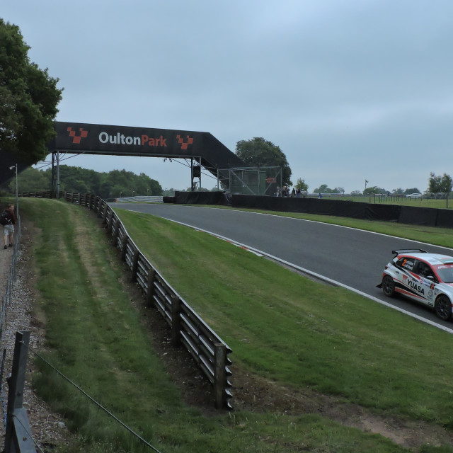 """""""Oulton Park , Neil Howard Stages, May 31st 2021"""" stock image"""