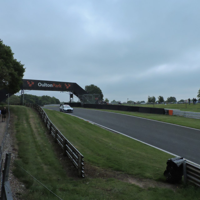 """""""Oulton Park, Neil Howard Stages, 31st May 2021"""" stock image"""