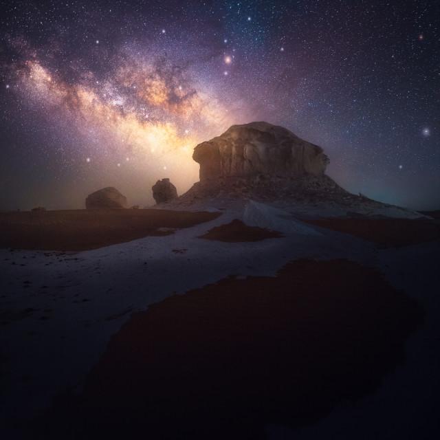 """Stardust"" stock image"