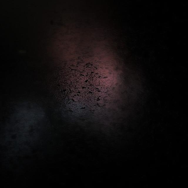 """Tarmac sunset reflections"" stock image"