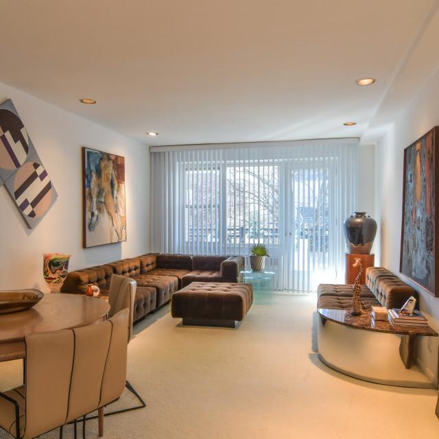 """04 Living Room"" stock image"