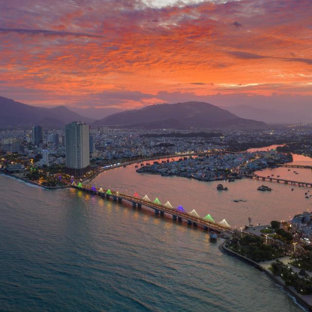 """""""Nha Trang City"""" stock image"""