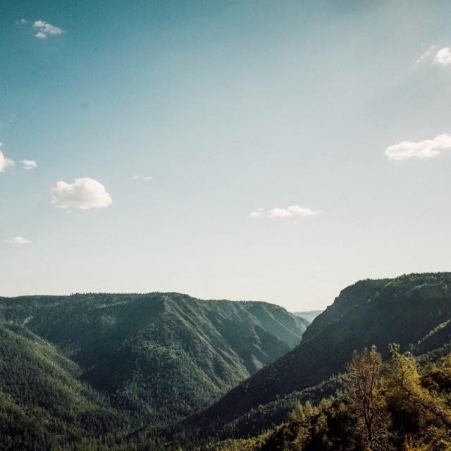 """Mountains"" stock image"