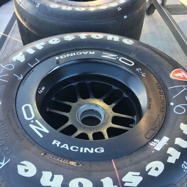 """Racing Tires"" stock image"