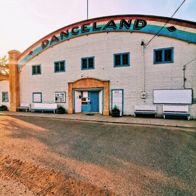 """Danceland"" stock image"