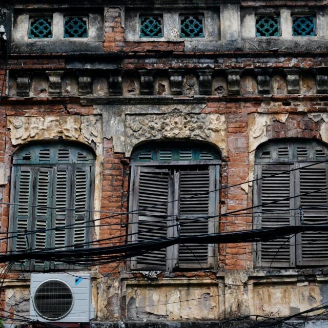 """Hanoi architecture"" stock image"