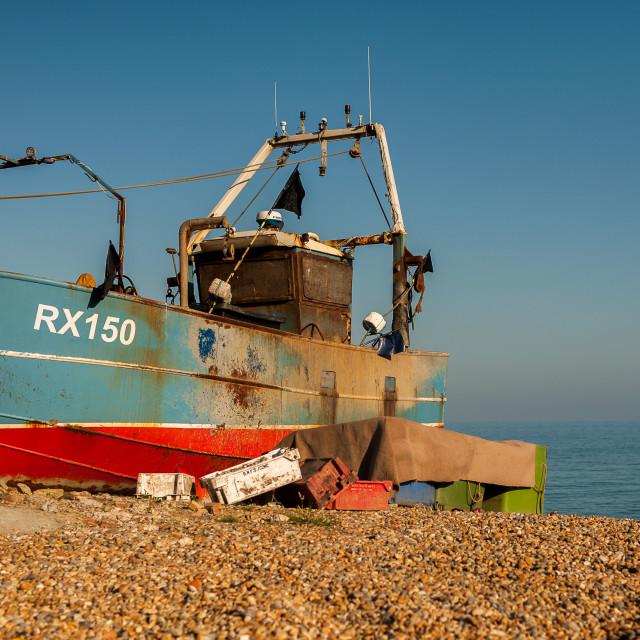 """""""Hastings, UK"""" stock image"""
