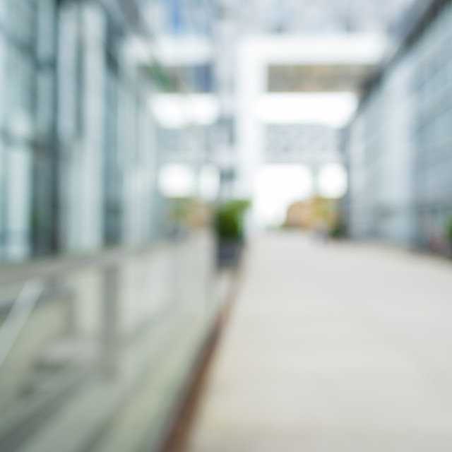 """""""Blurred Background Modern Business"""" stock image"""