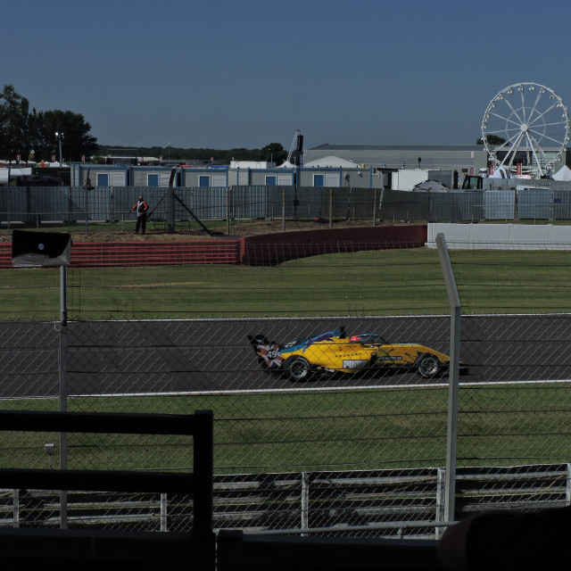 """""""Silverstone 2021, Women's Practice, Friday 16th July"""" stock image"""