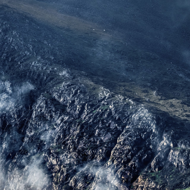 """Moel Hebog, Snowdonia, Wales, UK."" stock image"