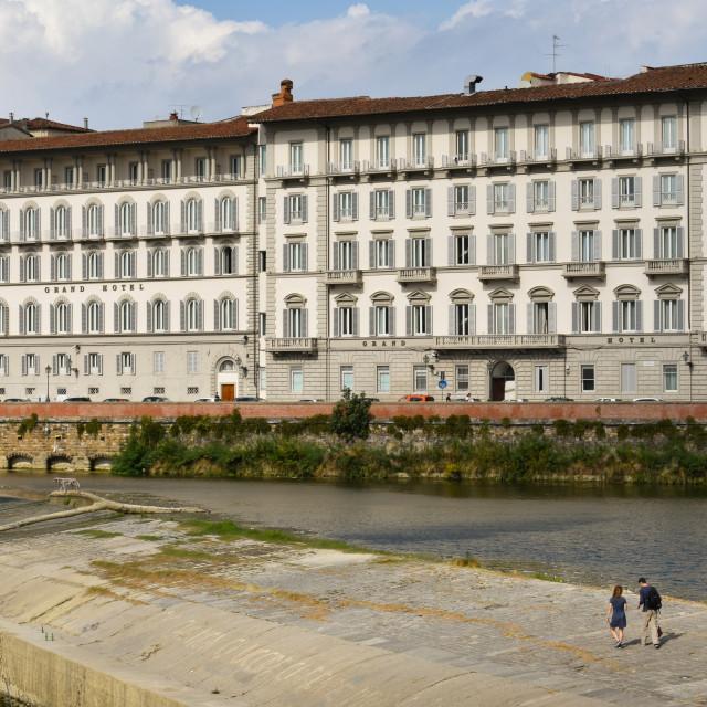 """Grand Hotel"" stock image"